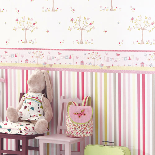 Kinderzimmer Tapeten Ideen 51 Bilder Schlafzimmer Pictures to pin on ...