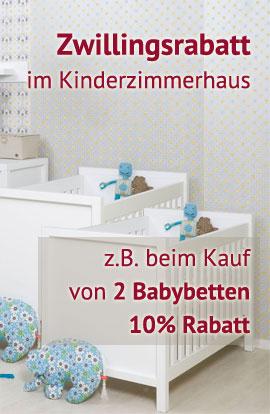 Babybetten für zwillinge