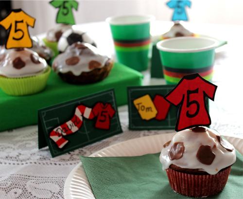 Kindergeburtstags Muffins