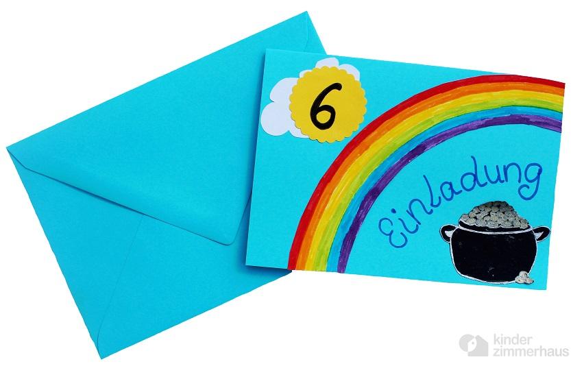 Toll Kindergeburtstagsparty Karten