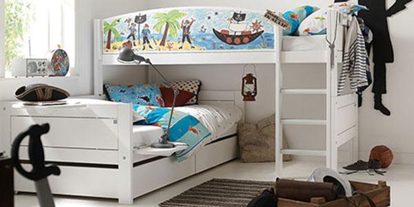 kleine kinderzimmer einrichten. Black Bedroom Furniture Sets. Home Design Ideas