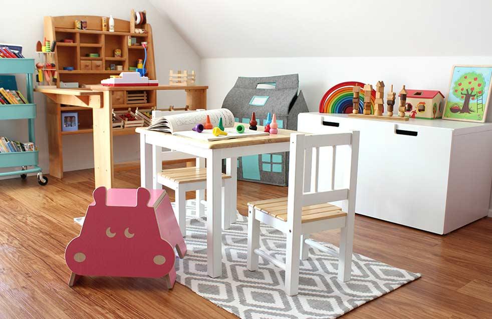 Design-Kinderzimmer
