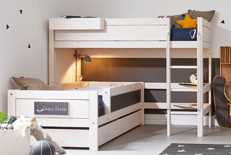 14 Tipps: So richten Sie kleine Kinderzimmer gekonnt ein