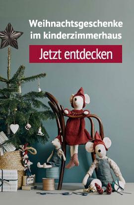 Weihnachtsgeschenke im Kinderzimmerhaus