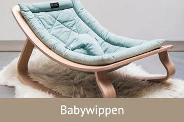Babywippen im Kinderzimmerhaus