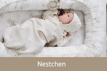 Nestchen für Babys