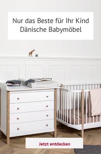 Dänische Babymöbel von Oliver Furniture