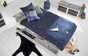 Breite Betten