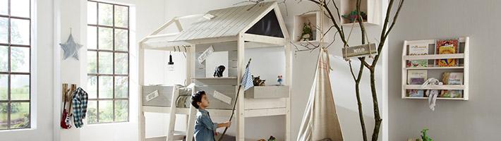 Kiefernholz - Massivholzmöbel für Kinder | Kinderzimmerhaus