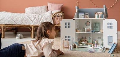Little Dutch Puppenhaus im Kinderzimmerhaus