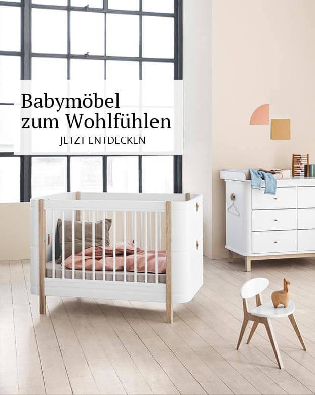 Babymöbel im Kinderzimmerhaus
