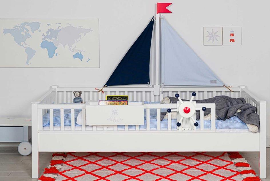 Isle of Dogs Kindermöbel und Textilien