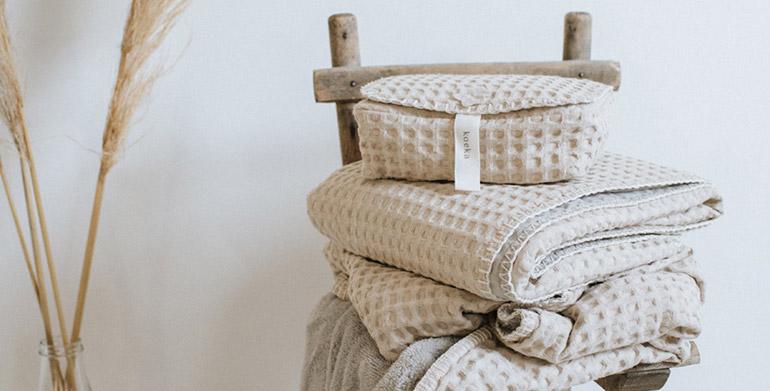 Kuschelige Koeka Textilien