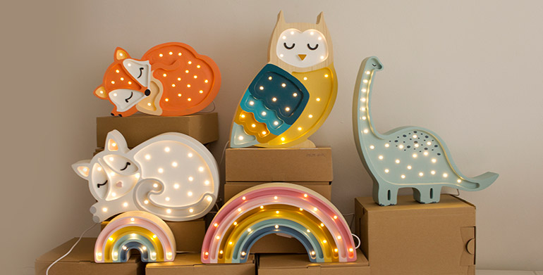 Littlelights Kinderlampen