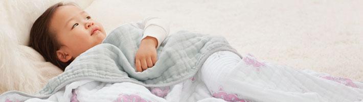 Musselin: Textilien für Babyhaut