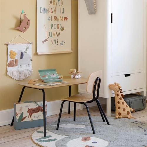 sebra Kinderstuhl und Tisch Oakee