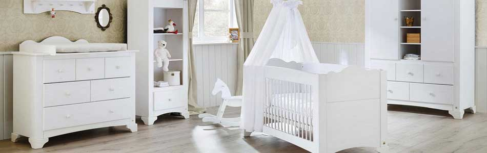 Babyzimmer zwillinge komplett  Moderne Babymöbel zum Wohlfühlen online kaufen | Kinderzimmerhaus