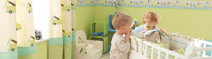 Bordüren für Jungenzimmer im Kinder Online Shop gu
