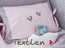 Textilien & Accessoires von Annette Frank im Kinderzimmerhaus kaufen