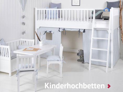 Kinderhochbetten im Kinderzimmerhaus