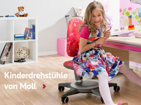 Kinderschreibtischstuhl Moll Maximo