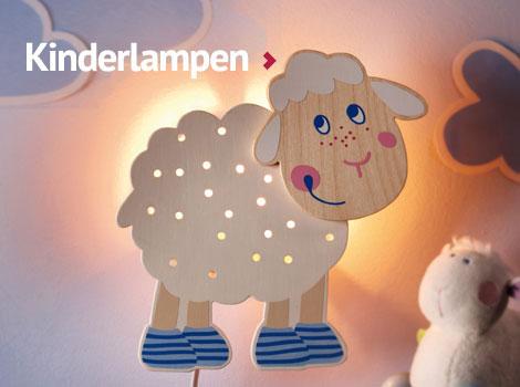 Kinderzimmer gestalten mit Kinderlampen