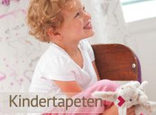 Kinderzimmer gestalten mit Kindertapeten