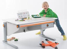 Kinderschreibtisch moll  Moll Schreibtisch und Schreibtischstuhl online kaufen