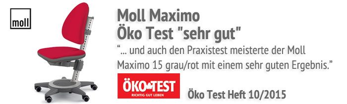 Moll Schreibtischstuhl Maximo