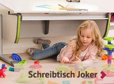 Moll Schreibtisch Joker im Kinderzimmerhaus