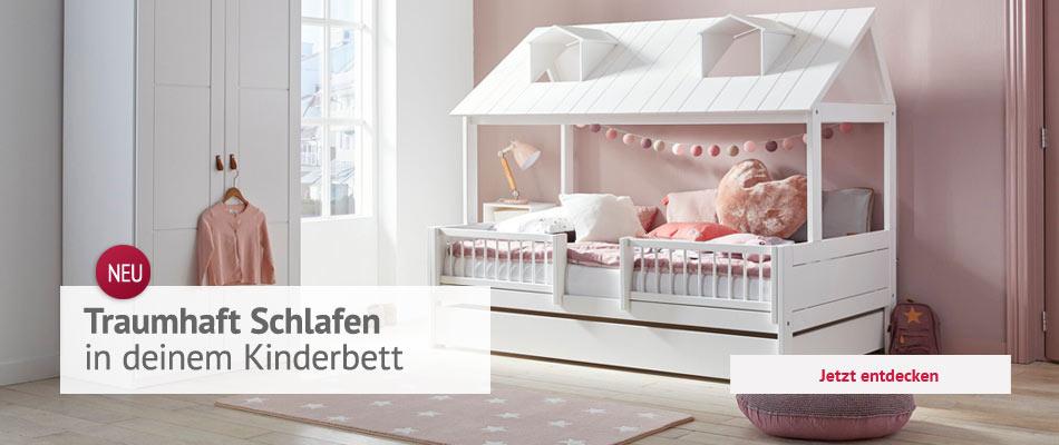 Kinderbett häuschen  Kinderzimmer Haus - Kindermöbel & Kinderbett online kaufen