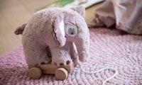 Teppich rund