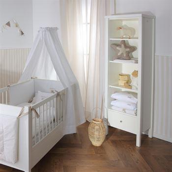 Annette Frank Kinderzimmerregal Weiß