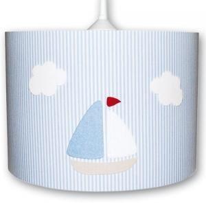 Annette Frank Pendelleuchte Segelboot