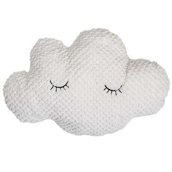 Bloomingville Wolkenkissen Weiß
