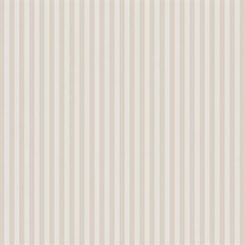 Casadeco Tapete Rayure Bicolore beige weiß