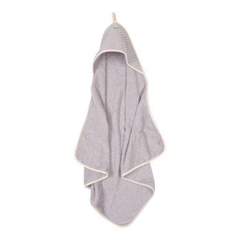koeka-baby-wickel--und-badecape-antwerp-grau 1015-10-011-GREY