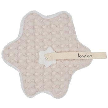 koeka-schnullertuch-oslo-pebble---white 1015-10-108230100