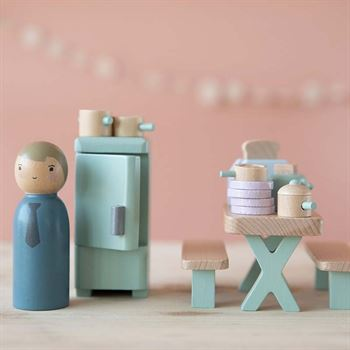 Little Dutch Puppenhaus Spielset Küche