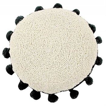 lorena-canals-kissen-circle-black SC-CIRCLE-BK-1