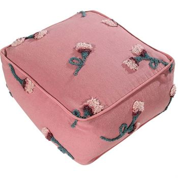 Lorena Canals Pouff English Garden Ash Rose