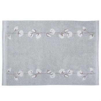 lorena-canals-teppich-baumwolle-cotton-bolls C-COT-BOLLS-1