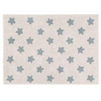 lorena-canals-teppich-stars-natural-vintage-blue C-VS-NVB-1