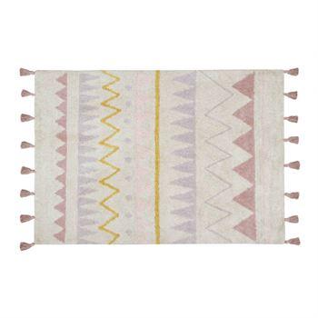 Lorena Canals Waschbarer Teppich Azteca Natural Vintage Nude