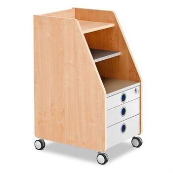 preisvergleich moll rollcontainer profi f r schreibtisch. Black Bedroom Furniture Sets. Home Design Ideas