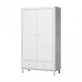 oliver-furniture-schrank-wood-weiSS-2-tueren 041352-1