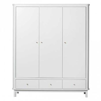 oliver-furniture-schrank-wood-weiSS-3-tueren 041354-1