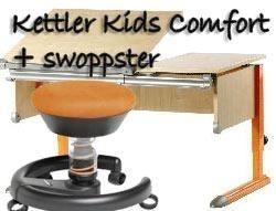 Swoppster + Kettler Kids Comfort