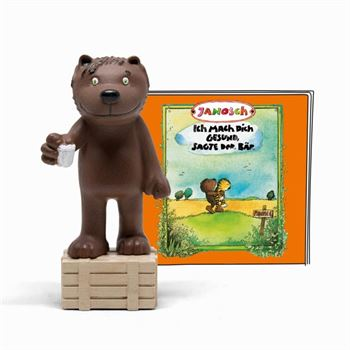 Tonie Janosch: Ich mach dich gesund, sagte der Bär