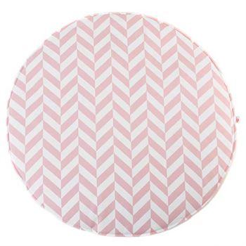 Wigiwama Spielmatte Herringbone Pink